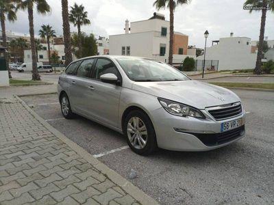 brugt Peugeot 308 115cv sw
