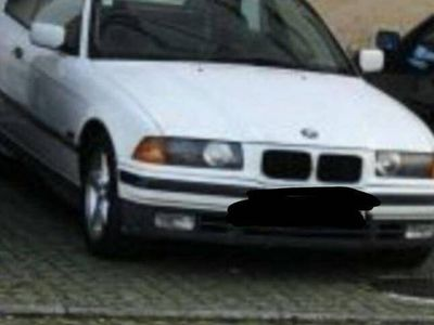 brugt BMW 318 is coupe