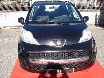usado Peugeot 107 1.0 Black&Silver (68cv) (5p)