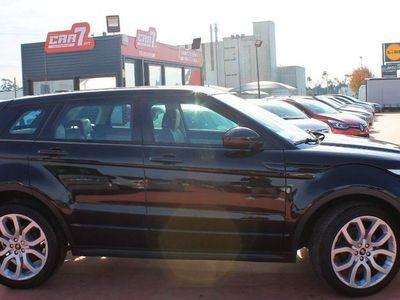 usado Land Rover Range Rover evoque ---
