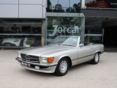 usado Mercedes SL500 450 V8 Dallas