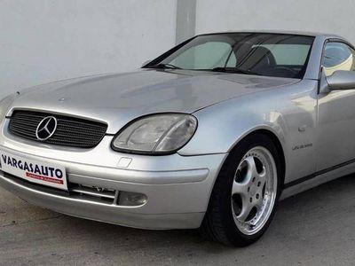 usado Mercedes SLK200 200 Compressor