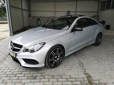 usado Mercedes E250 Coupé