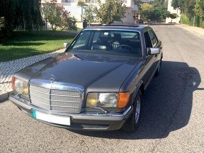 brugt Mercedes 500 SEL