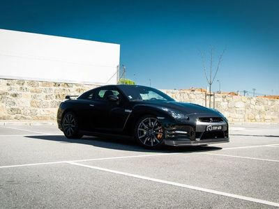 usado Nissan GT-R R35 Black Series