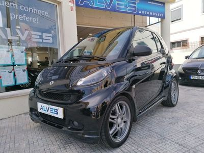 usado Smart ForTwo Coupé Brabus