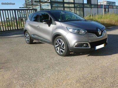 used Renault Captur 1.5 dCi Exclusive