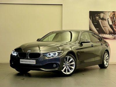 usado BMW 418 Gran Coupé Serie 4 d Auto 2018
