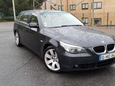 usado BMW 530 DA Touring 145000km Livro Revisões