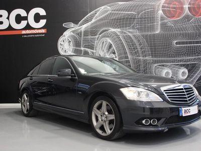 usado Mercedes S250 CDI AMG NAC.