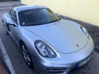 usado Porsche Cayman ---