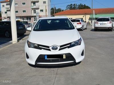 usado Toyota Auris 1.4 D-4D Active+AC (90cv) (5p)