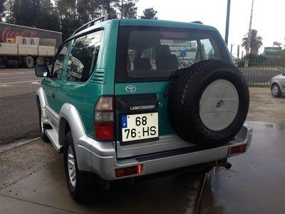 usado Toyota Land Cruiser 3.0 TD Pack 2 (125cv) (3p)