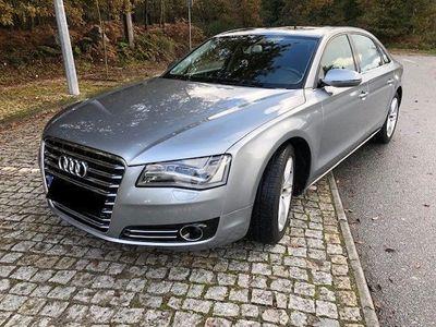 usado Audi A8 3.0 TDi V6 quattro Longo