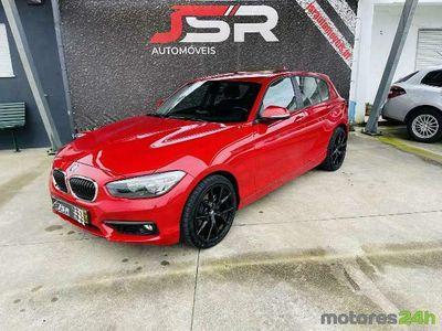 usado BMW 116 Série 1 d Auto