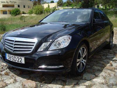 usado Mercedes E200 CDi Avantgarde BE Auto.