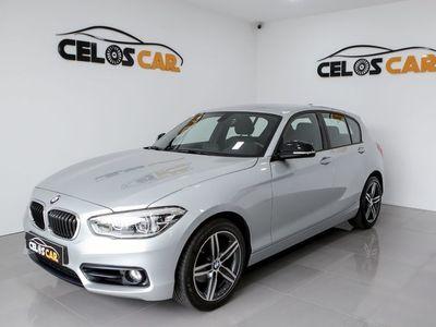 usado BMW 118 sport line