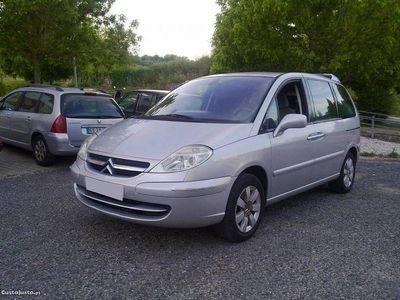 usado Citroën C8 2.0 hdi 7 lugares -