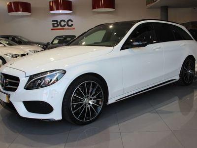 usado Mercedes C300 HYB AMG NIGHT