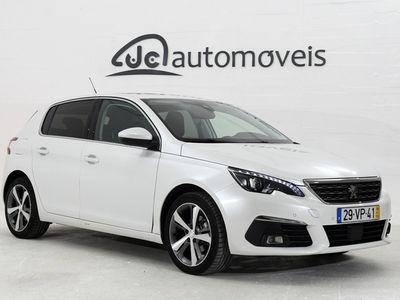 usado Peugeot 308 1.5 HDI BlueHdi Allure EAT8