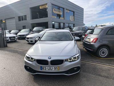 usado BMW 420 d sport auto