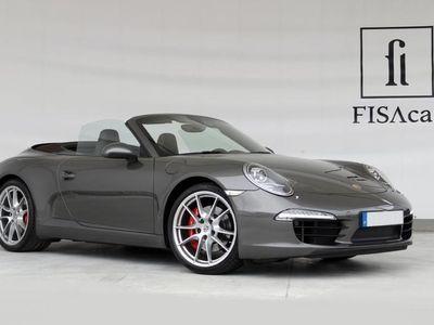 usado Porsche 911 Carrera Cabriolet 2 S
