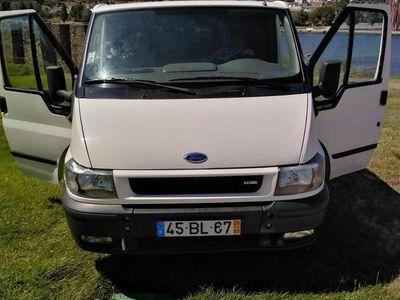 usado Ford Transit Drive 100cv