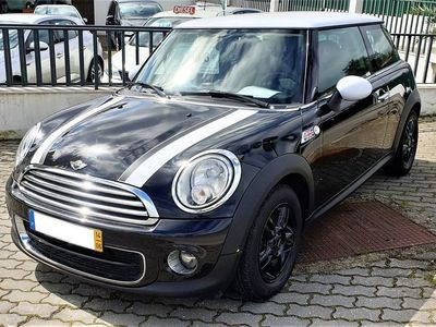 usado Mini Cooper Coupé 1.6 D CHILI