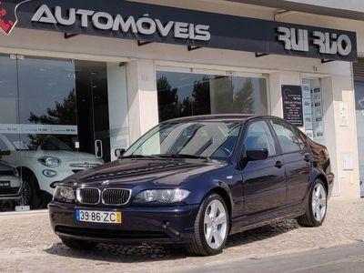 usado BMW 320 Série 3 d Navigator (150cv) (4p)