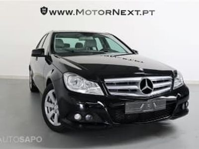 usado Mercedes C180 ClasseCdi BlueEficiency
