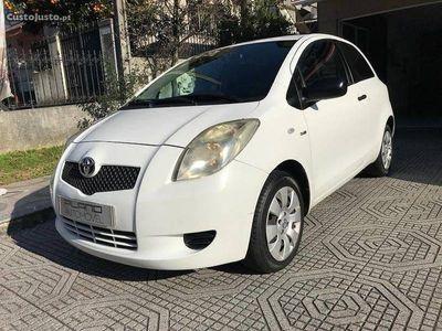 brugt Toyota Yaris Bizz 1.4 D4D AC