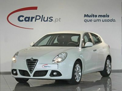 usado Alfa Romeo Giulietta 1.6 JTDM-2 105cv Distinctive 2015