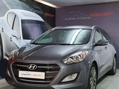 usado Hyundai i30 SW 1.6 CRDI Style