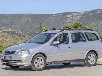 usado Opel Astra Caravan 1.7dti