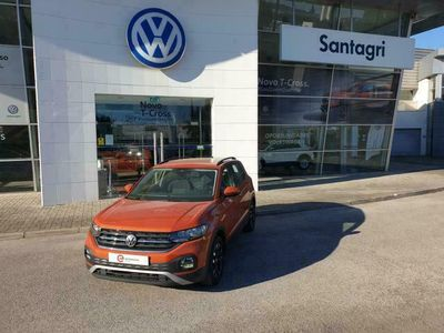 usado VW T-Cross -