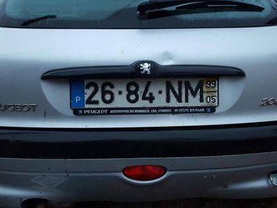 usado Peugeot 206 99