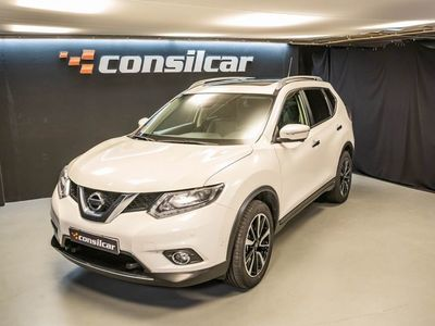 usado Nissan X-Trail 1.6DCI M6 Techna Premium 360º 7Lug.