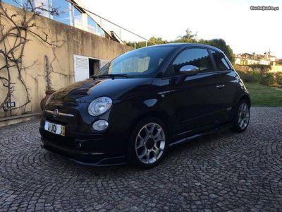 gebraucht Fiat 500 1.3 Diesel sport