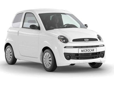 usado Microcar M.Go Dynamic
