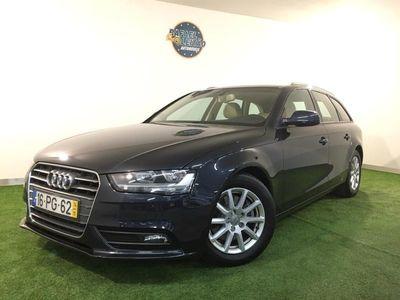 usado Audi A4 Avant 2.0 TDI / ÚNICO DONO / GARANTIA TOTAL