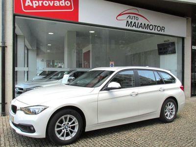 usado BMW 318 D Touring Auto LCI