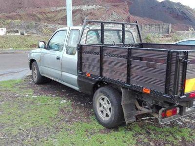 usado Toyota HiLux 2.4D -