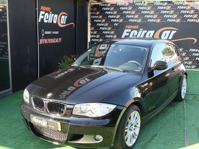usado BMW 118 pack M exterior