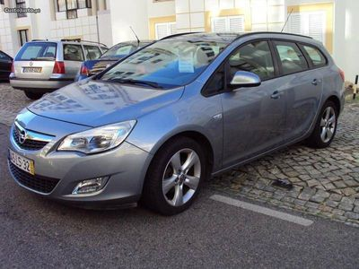 gebraucht Opel Astra ST 1.3 CDTI