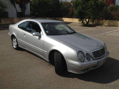 usado Mercedes CLK200 Kompressor (163cv)