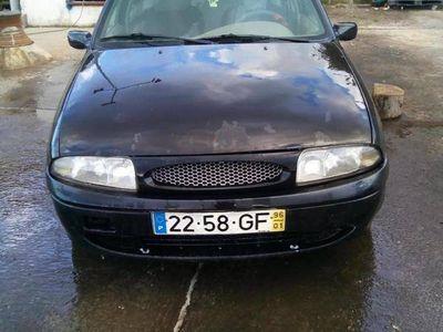 usado Ford Fiesta zetec 1.25