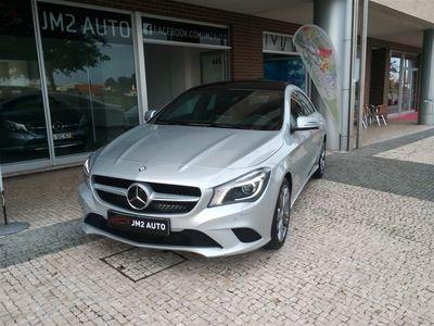usado Mercedes CLA180 ClasseCDi Urban Aut. (109cv) (4p)