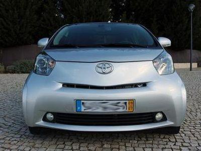 usado Toyota iQ 1.0 vvti