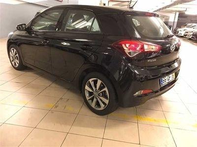 usado Hyundai i20 1.2 Blue Comfort+Pack Look+JLL16