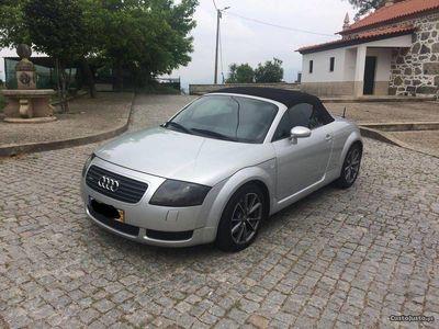 second-hand Audi TT 1.8 Quattro 225 CV